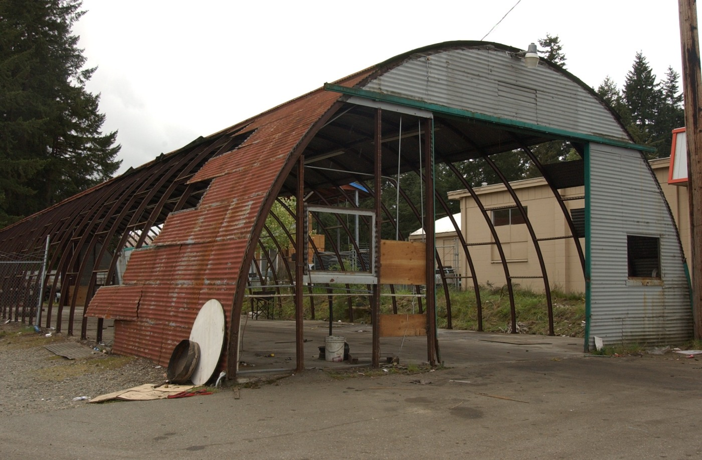 Military Surplus Quonset Huts For Sale >> Style Guide Quonset Huts 1941 To 1960 Washington State