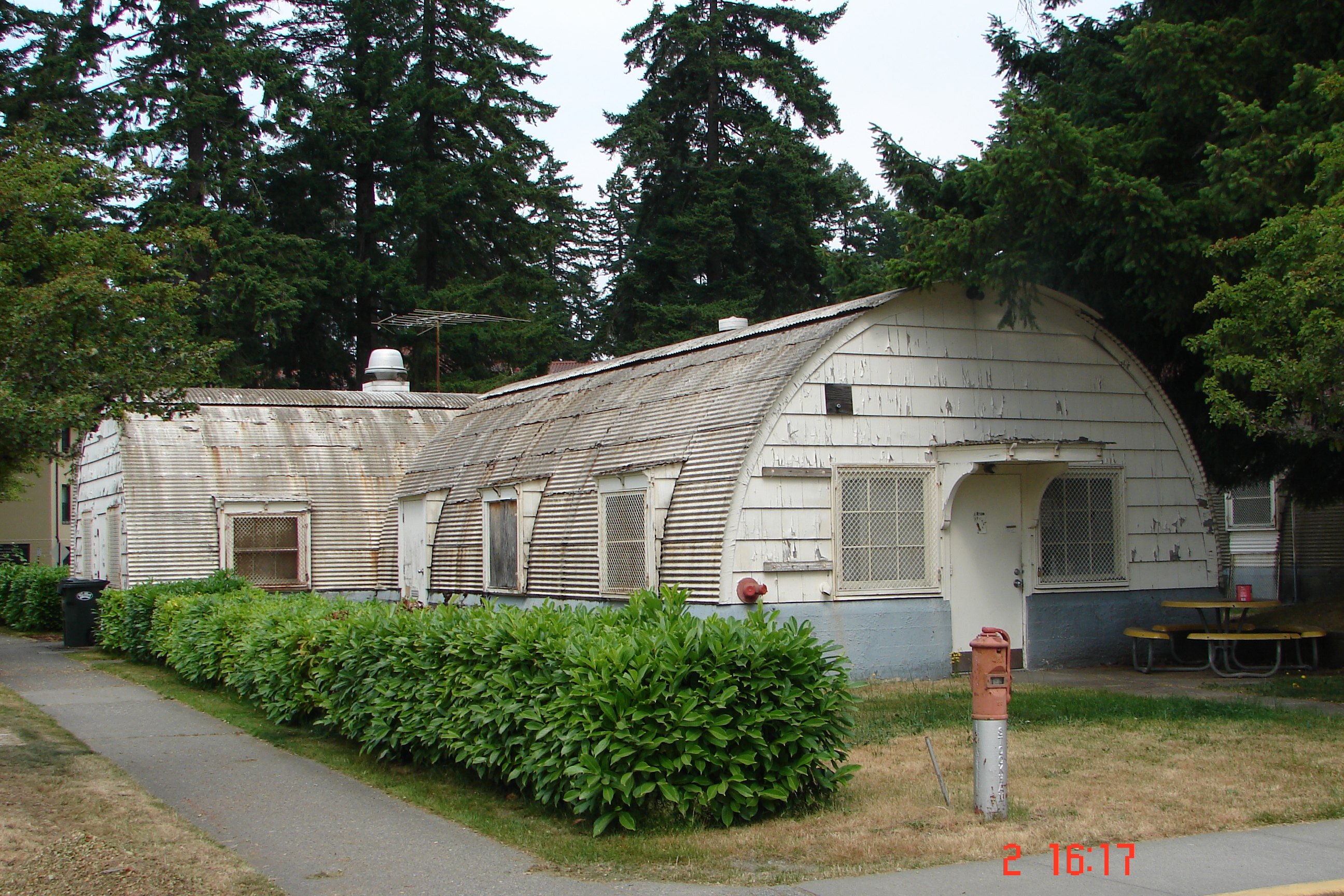 Military Surplus Quonset Huts For Sale >> Style Guide Quonset Huts 1941 To 1960 Washington State Dept Of
